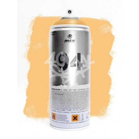 mtn 94 - PLURAL ORANGE (RV103) 400ml