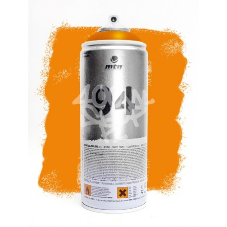 mtn 94 - LAVA ORANGE (RV106) 400ml