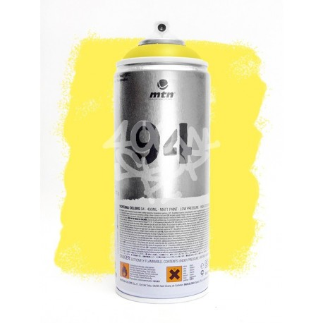 mtn 94 - CANARIAS YELLOW (RV109) 400ml
