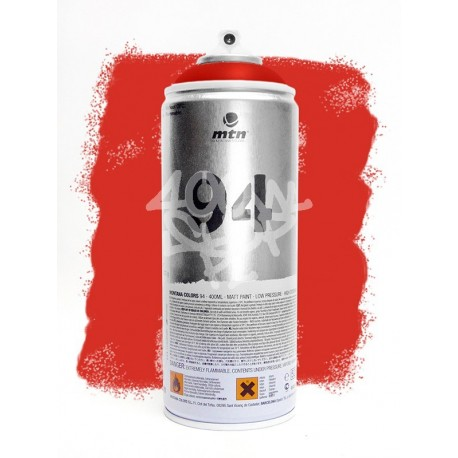 mtn 94 - BLOOD RED (RV116) 400ml