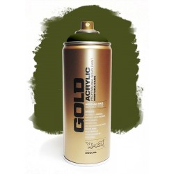 Montana GOLD - OLIVE GREEN  400ml