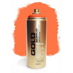 Montana GOLD - POWER ORANGE  400ml