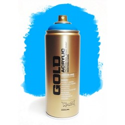 Montana GOLD - FLAME BLUE  400ml