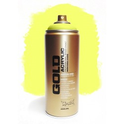 Montana GOLD - FLASH YELLOW  400ml