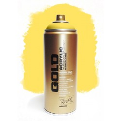 Montana GOLD - EASTER YELLOW  400ml