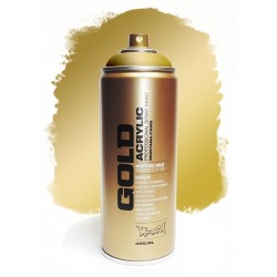 Montana GOLD - GOLDCHROME   400ml