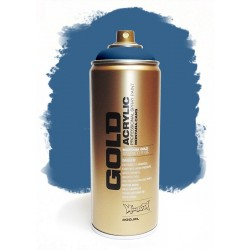 Montana GOLD - TRANSPARENT ULTRA MARINE 400ml