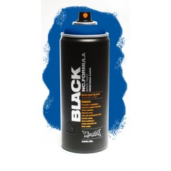 Montana BLACK 400ml - POWER BLUE (P5000)