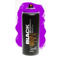 Montana BLACK 400ml - INFRA VIOLET (IN4500) Fluorescencyjna