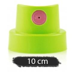 Końcówka Level 1 Cap - Grubość : 0,4 - 1,5 cm