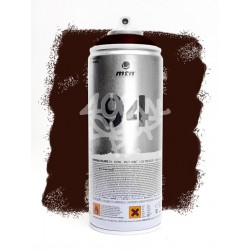 mtn 94 - EBONY BROWN (RV101) 400ml