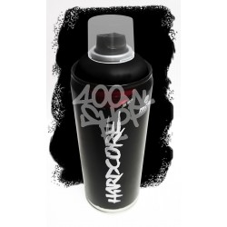 mtn Hardcore 2 - BLACK  (R9011) 400ml