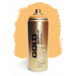 Montana GOLD - CREME ORANGE  400ml