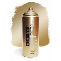 Montana GOLD - GOLD MATT  400ml