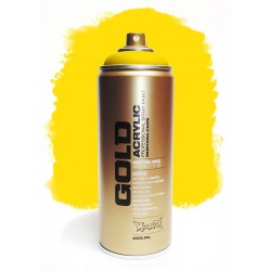 Montana GOLD - YELLOW LIGHT  400ml