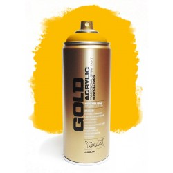 Montana GOLD - YELLOW   400ml