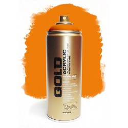 Montana GOLD - ORANGE LIGHT  400ml