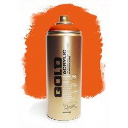 Montana GOLD - ORANGE   400ml
