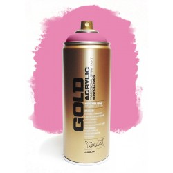 Montana GOLD - PINK LIGHT  400ml