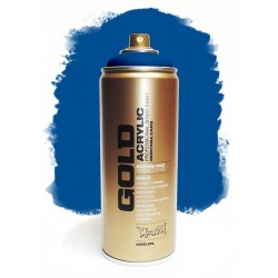 Montana GOLD - BLUE   400ml