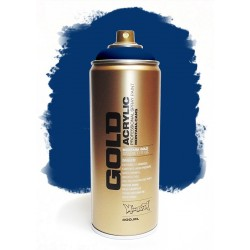 Montana GOLD - BLUE DARK  400ml