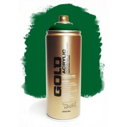 Montana GOLD - GREEN DARK  400ml