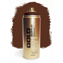 Montana GOLD - BROWN   400ml