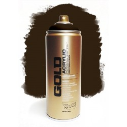 Montana GOLD - BROWN DARK  400ml
