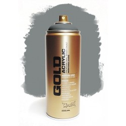 Montana GOLD - TRANSPARENT GRAVEL  400ml