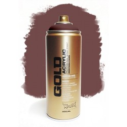 Montana GOLD - TRANSPARENT CHESTNUT  400ml