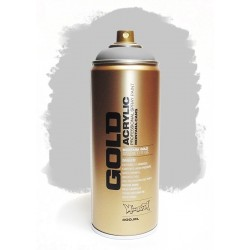 Montana GOLD - TRANSPARENT WHITE  400ml