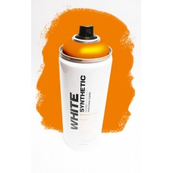 Montana WHITE - BRIGHTORANGE (2060) 400ml