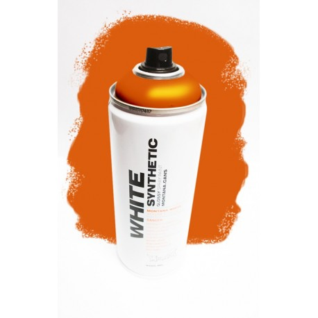 Montana WHITE - CAMPARIORANGE (2070) 400ml