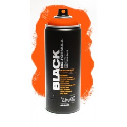 Montana BLACK 400ml - POWER ORANGE (P2000)