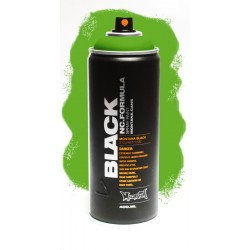 Montana BLACK 400ml - POWER GREEN (P6000)