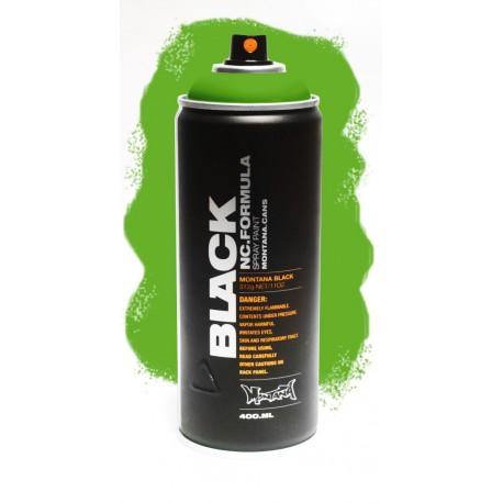 Montana BLACK 400ml - POWER GREEN (P6000)