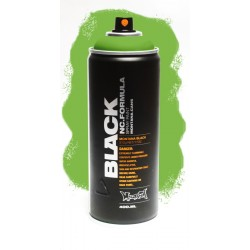 Montana BLACK 400ml - INFRA GREEN (IN6000) Fluorescencyjna