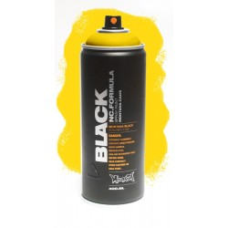 Montana BLACK - KICKING YELLOW (BLK1025) 400ml