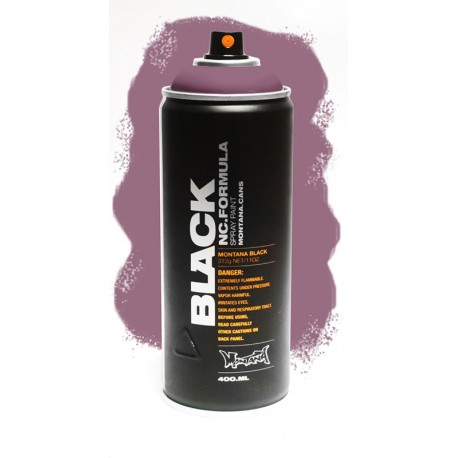 Montana BLACK - PLUM  (BLK4280) 400ml