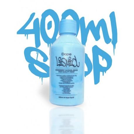 Dope Liquid 200 ml - Jasny niebieski
