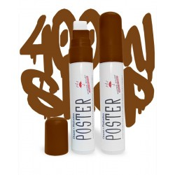 Marker Dope x Rabeko Poster - BROWN  (5060) 15mm / 20ml