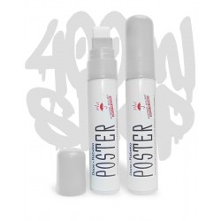 Marker Dope x Rabeko Poster - SILVER  (5102) 15mm / 20ml