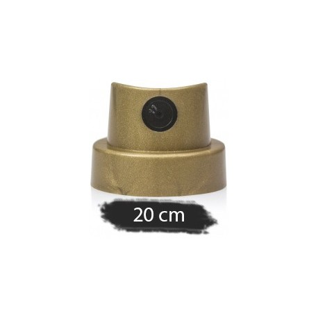 Końcówka Level 6 Cap - Grubość : ok 25 cm