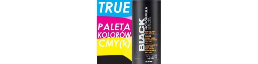 Montana BLACK 400ml TRUE